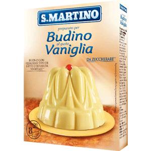 Budino Vaniglia