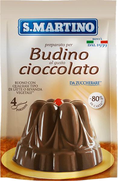 Budino Cioccolato in busta