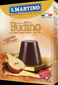 Budino Cioccolato e Pera