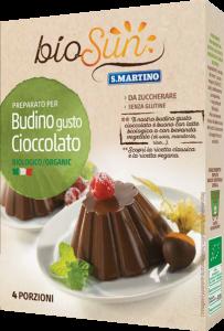 Budino Cioccolato Biologico