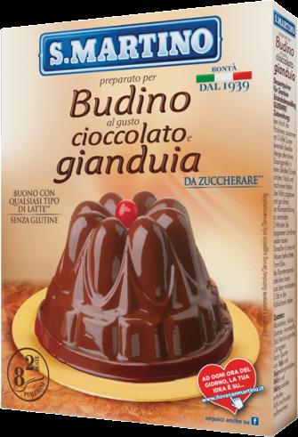 Budino Cioccolato Gianduia