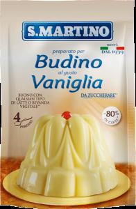Budino Vaniglia in busta