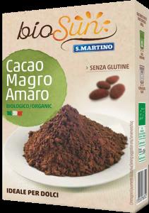 Cacao magro Amaro Biologico