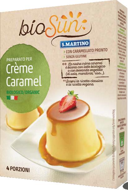 Crème Caramel Biologico