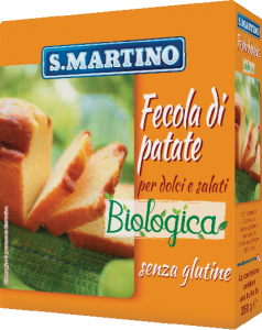 Fecola di patate Biologica