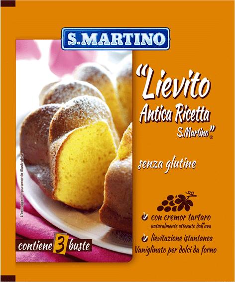 Lievito Antica Ricetta S.Martino