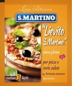Lievito S.Martino per Pizze e Torte salate