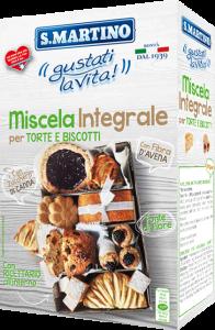 Miscela Integrale per Torte e Biscotti