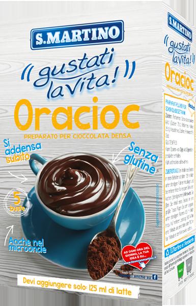 Bevanda al Cacao Oracioc Senza Zucchero