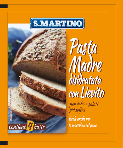 Pasta Madre disidratata con Lievito
