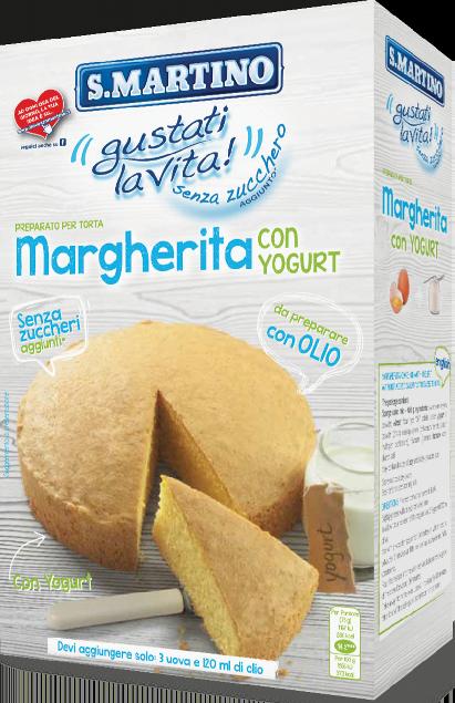 Torta Margherita Senza Zucchero