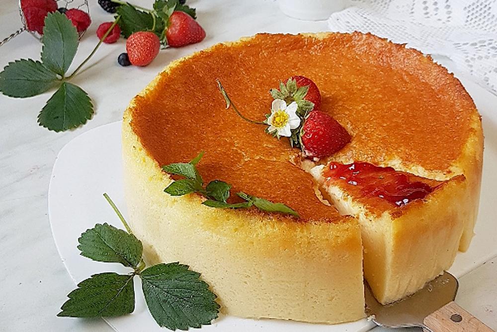 Torta Budino