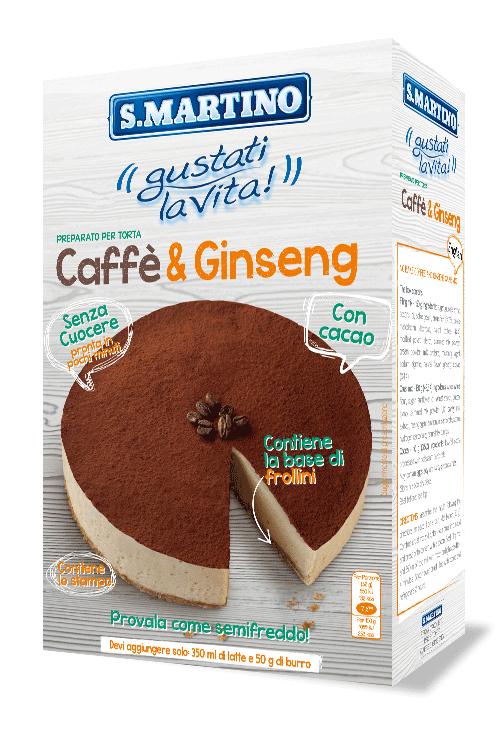 Torta Caffè & Ginseng