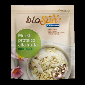 Muesli proteico alla Frutta Biologico